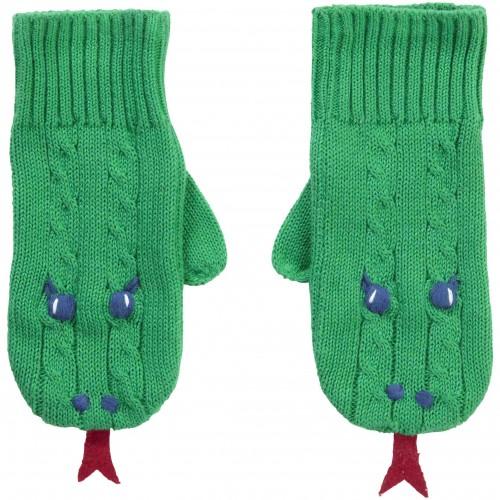 Γάντια Snake Green