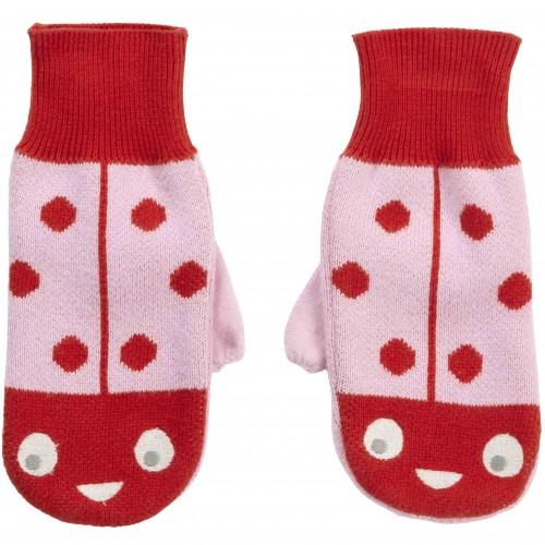 Γάντια Ladybird Pink