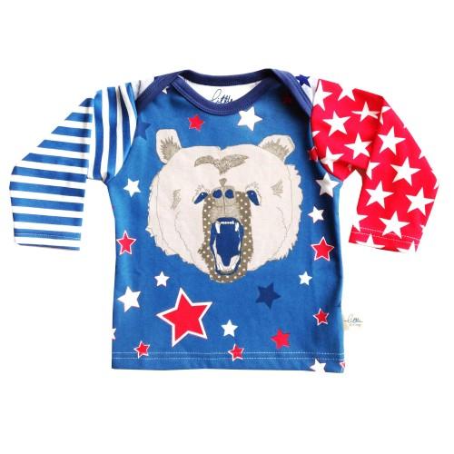 Μπλουζάκι Big Bear