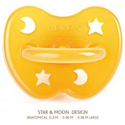 Πιπίλα Star & Moon