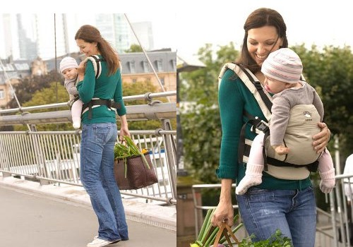 Baby wearing ή αλλιώς το θαύμα για χαρούμενα μωρά και ξεκούραστες μαμάδες!