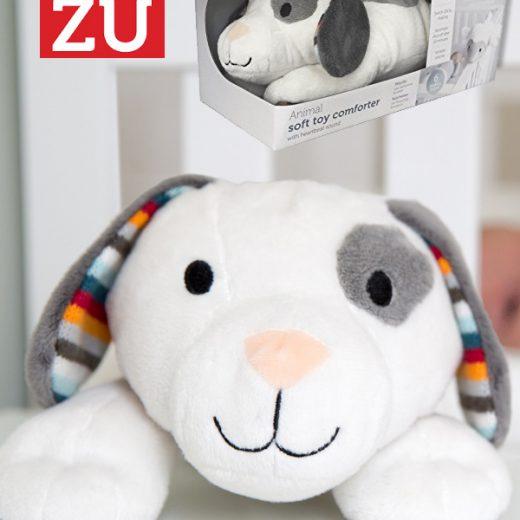 Zazu Dex - Σκυλάκι με λευκούς ήχους
