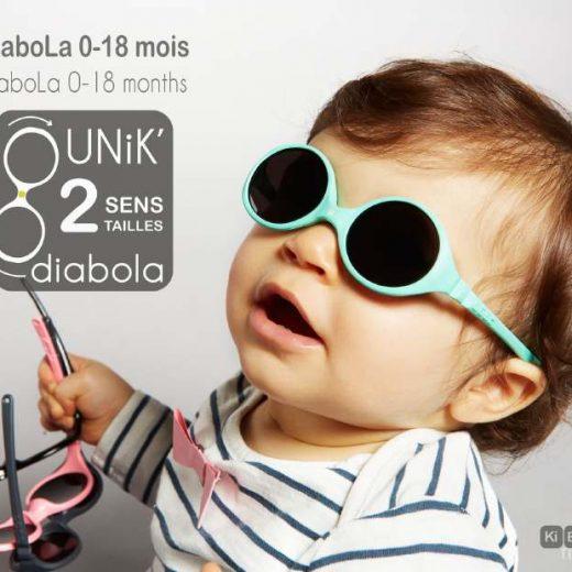 KiETla Diabola 0-18 μηνών