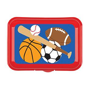 Φαγητοδοχείο - Snack Box Αθλήματα