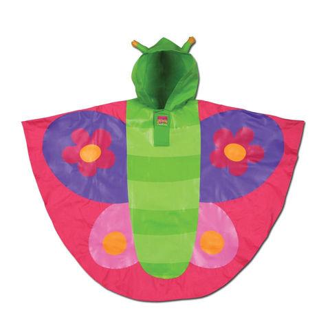 Αδιάβροχο Rain Poncho Butterfly