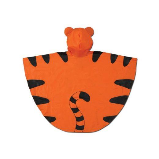 Αδιάβροχο Rain Poncho Τίγρης