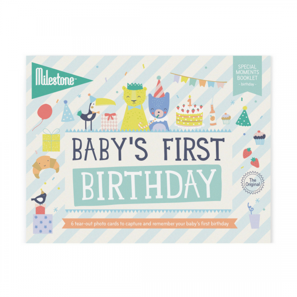 3a30990123c Milestone: Φωτο-κάρτες First Birthday - Firsttouch.gr