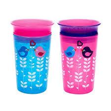 Miracle 360 cup tasse Munchkin Ροζ