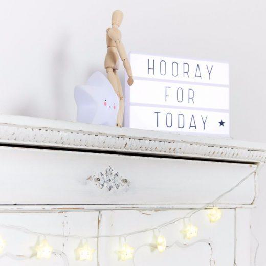 Lightbox A4 White