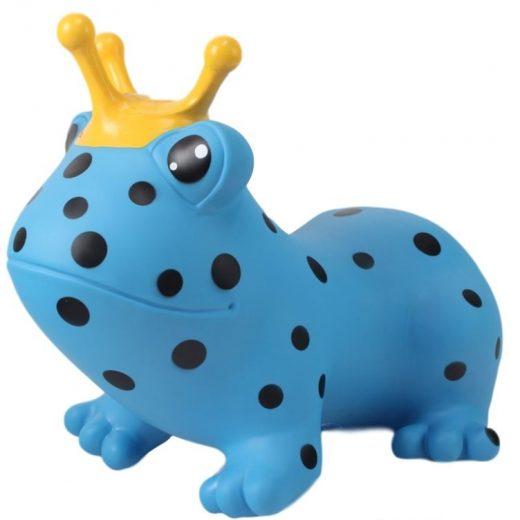 JUMPY Φουσκωτά ζωάκια - Βάτραχος μπλε