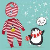 Σετ Δώρου Χριστουγεννιάτικο Πιγκουινάκι Piccalilly